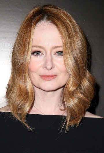 WEST HOLLYWOOD, CA - JANUARY 10: Actress Miranda Otto attends the 3rd Annual Australian Academy International Awards (AACTA) at Sunset Marquis Hotel & Villas on January 10, 2014 in West Hollywood, California. (Photo by Imeh Akpanudosen/Getty Images)