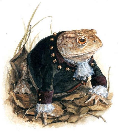 Halloween Master frog